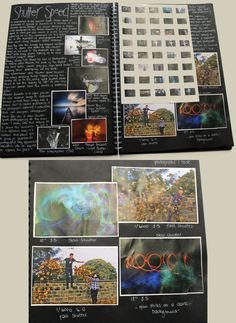 AS Photography Black Sketchbook Shutter Speed ESA Theme Relationships Tho - Photography Books - Ideas of Photography Books - AS Photography Black Sketchbook Shutter Speed ESA Theme Relationships Thomas Rotherham College Sketchbook Layout, Gcse Art Sketchbook, Sketchbook Inspiration, Sketchbook Ideas, Sketchbooks, A Level Photography, Book Photography, Amazing Photography, Jars
