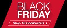 Black Friday Doorbusters on www.overstock.com!