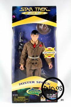 Star Trek - 9'' Action Figure Asst 16090 - Mister Spock