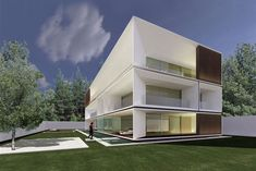 Runkelsteiner Villa by JM Architecture