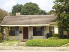 My great great grandfather's home in Victoria, Texas.  The oldest standing house in Victoria.