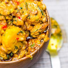 Bean and plantain pottage | 23 Nigerian Foods The Whole World Should Know And Love