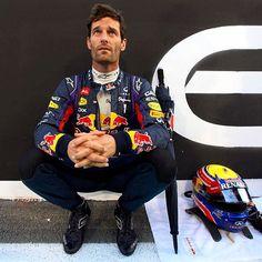 Mark Webber - Red Bull - Abu Dhabi - 2013