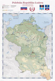 Fantasy Map Generator, Fantasy World Map, Imaginary Maps, Alternate History, Multiple Images, Fictional World, The Other Side, Still Image, Germany