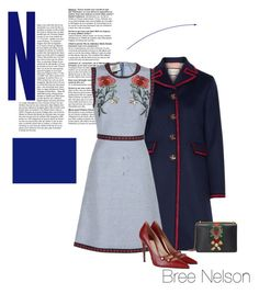 """""""Gucci Love"""" by breenelson-style ❤ liked on Polyvore featuring Gucci"""