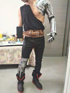 Wip Edward Elric-Fullmetal Alchemist by MaurizioAkiraCosplay.deviantart.com on @DeviantArt