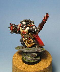 Black Templar Swordmaster of Brethren