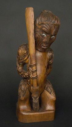 Tekoteko - Māori Art Gallery - Aotearoa