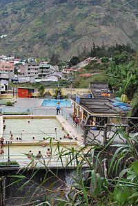 Baños de Agua Santa - Wikipedia, the free encyclopedia