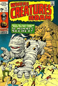 Where Creatures Roam 8 - Mummy