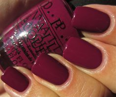OPI Casino Royale. I. WANT. THIS. COLOR.