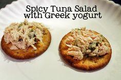 http://www.cuteasafox.com/2012/09/spicy-tuna-salad-with-greek-yogurt.html