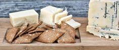 Homemade Salted Wheat Crackers | Wisconsin Milk Marketing Board