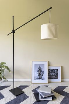 Lámpara de Pie Cigüeña Wardrobe Rack, Lighting, Furniture, Home Decor, Standing Lamps, Iron, Lights, Blue Prints, Home Furnishings