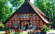 #Lüneburger Heide Hotel Hof Tütsberg http://www.animod.de/hotel/hotel-hof-tuetsberg/product/4718/L/DE