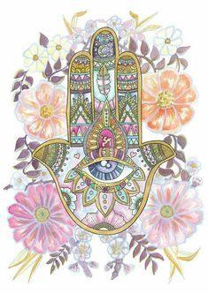 Hamsa The Protector Por BirdBlackEmporium En EtsyClick Link Now To Find Center In You With Our Amazing Selections Of Items Ranging From Yoga Apparel