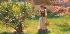 Gregory Frank Harris May Blossoms