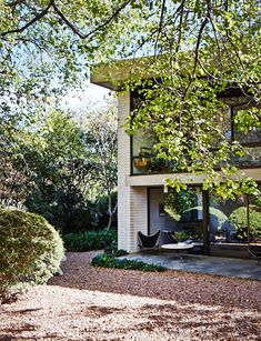 The incredible Sydney home of Ferne Colls and family, designed by Harry Seidler in 1972