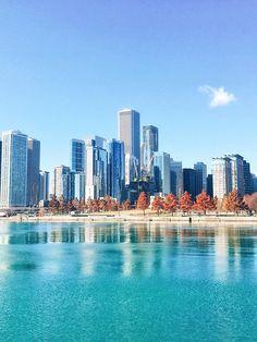 Navy Pier Chicago Skyline Chicago Photography City