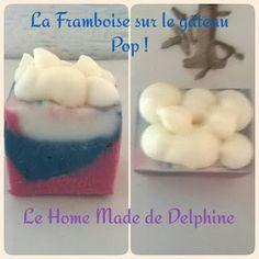 Le Home Made de Delphine: Savonnerie Pop !