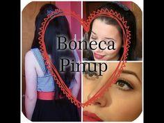 Assista esta dica sobre Tutorial: Boneca Pin-up! (cabelo, maquiagem e look) e muitas outras dicas de maquiagem no nosso vlog Dicas de Maquiagem.