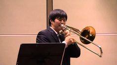 Derek Bourgeois: Trombone Concerto op. 114 mov. 2