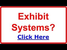 Exhibit Systems | Display Exhibits | Trade Show Exhibition System - YouTube