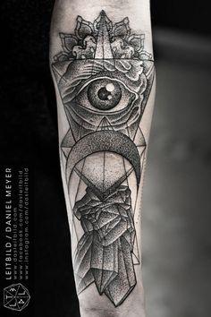 tattoos eye tattoos daniel o connell geometric tattoos facebook tattoo ...