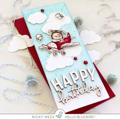 Hello Bluebird Friends has members. A place to connect, chat, and share all things Hello Bluebird! Fun Fold Cards, Cute Cards, Diy Cards, Masculine Birthday Cards, Handmade Birthday Cards, Scrapbooking, Quilling Cards, Beautiful Handmade Cards, Animal Cards