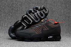 Nike Air Max 2018 New Nike Air Max 2018 Coupon Cold Grey Orange Nike Air VaporMax Flyknit New Rlease 2017 Fashion Sports Shoe For Discount Air Max Sneakers, Sneakers Mode, Sneakers Fashion, Ladies Sneakers, Sneakers Adidas, Adidas Nmd, Nike Air Max 2017, Cheap Nike Air Max, Mens Nike Air