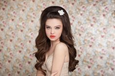 You are currently watching here the result of your The Beautiful Girl Hairstyles Ideas. You will be like the beautiful Girl Hairstyles Ideas. Every girl and Casual Hairstyles, Hairstyles Haircuts, Wedding Hairstyles, Braided Hairstyles, Hair Junkie, Beauty Advice, All Things Beauty, Hair Designs, Perfect Wedding