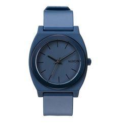 Nixon Time Teller P Watch - Steel Blue