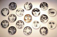 fornasetti-portrait-plates Lina Cavalieri