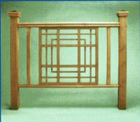 Square fence or deck panel. Wood Railing, Deck Railings, Furniture Projects, Outdoor Furniture, Outdoor Decor, Deck Shade, Backyard Decks, Architects Journal, Deer Fence