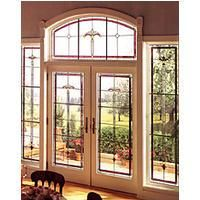 Windows and treatments on pinterest andersen windows for Andersen windows art glass