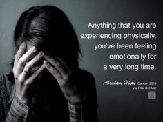 #abrahamhicks #physicalbody #emotionally
