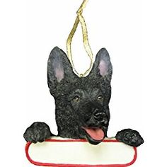 46 Best Personalized German Shepherd Christmas Ornaments Images On