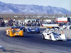 Can Am (Bruce McLaren and Jim Hall)                                                                                                                                                     Más