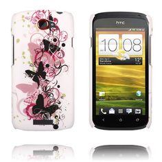 Valentine (Svarta Fjärilar) HTC One S-Skal