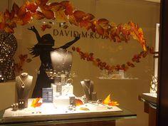 Visual Merchandising Jewellery Display