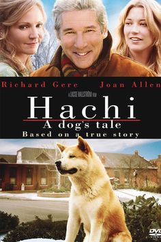 Jan A. Kaczmarek - Hachi: A Dog's Tale (Original Motion Picture Soundtrack) Sad Movies, Great Movies, Movies To Watch, Movie Tv, Amazing Movies, Hachi A Dogs Tale, A Dog's Tale, Hachiko, Loyal Dogs