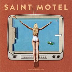Saint Motel – You Can Be You | Album Art