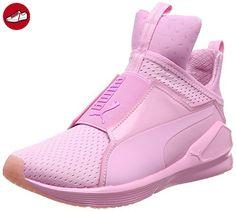 Puma Damen Fierce Bright Mesh Sneakers, Pink (Prism Pink 03), 38 EU