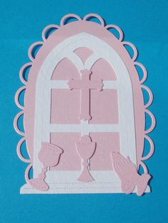 religious die cuts  from Special Occasions by Lorna