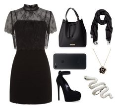 """""""Fade Away"""" by brookeb279 ❤ liked on Polyvore featuring Sandro and Casadei"""