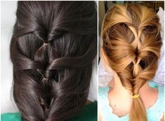 Layered-twist-arround-hair Amazing Hairstyle in Less than 5 Minutes Fancy Hairstyles, Latest Hairstyles, Hair Dos, Hair Hacks, Look Fashion, Hair Trends, New Hair, Hair Inspiration, Curly Hair Styles