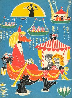 """from """"who will comfort toffle?"""" by tove jansson, 1960"""