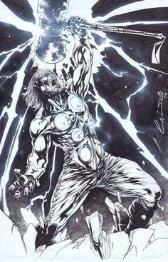 Thor by Emilio Laiso *