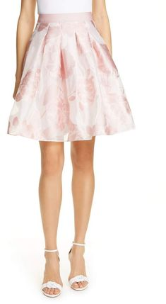 b98a9b36e Women s Ted Baker London Laiiya Jacquard Skirt