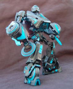 Tron Transformers.
